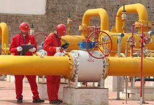 Cuộc chiến giành thị phần khí đốt tại thị trường Trung Quốc