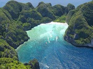 Koh Phi Phi – quần đảo ngọc của xứ sở chùa vàng Thái Lan