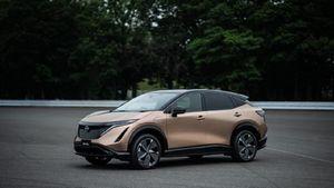 Nissan ra mắt mẫu xe điện Ariya hoàn toàn mới