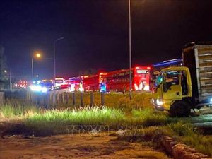 Vụ tai nạn giao thông tại Bình Thuận: Các xe đều lưu thông với tốc độ cho phép