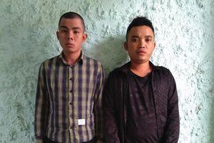 Bắt giữ nhóm đối tượng trộm cắp xe máy chuyên nghiệp ở Kon Tum