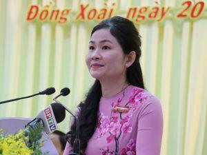 Bình Phước: Bà Tôn Ngọc Hạnh tái đắc cử Bí thư Thành ủy Đồng Xoài