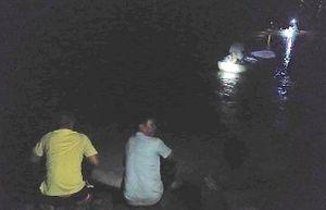 Tắm trên sông Lam, 2 mẹ con và cháu đuối nước tử vong