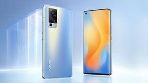 Vivo X50 Pro+ smartphone đầu tiên sử dụng công nghệ Gimbal
