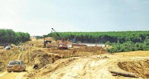 Xin trao 'kiếm lệnh' tại 3 dự án cao tốc Bắc - Nam chuyển đổi
