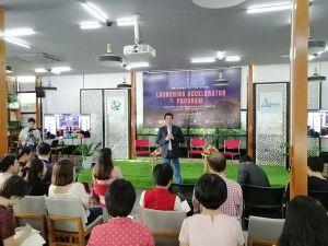 Liên kết với các vườn ươm 'ngoại' để nâng chất startup