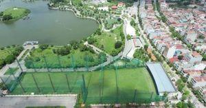 'Xẻ thịt' công viên làm sân tập golf tại Bắc Giang: Thanh tra Chính phủ chỉ ra hàng loạt sai phạm