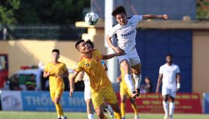 Vòng 11 V-League 2020: Niềm vui chia đều