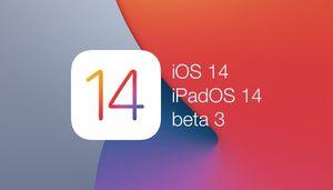 Apple phát hành iOS 14 beta 3: sửa lỗi và thay đổi giao diện một chút