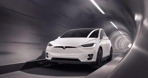 Elon Musk nhá hàng ảnh dựng trạm hyperloop rất ấn tượng tại Las Vegas