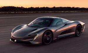 McLaren Speedtail đã qua sử dụng, giá tăng gấp đôi sau 2 năm