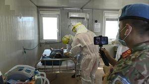 Liên hợp quốc đánh giá cao khả năng ứng phó đại dịch Covid-19 của Bệnh viện dã chiến Việt Nam