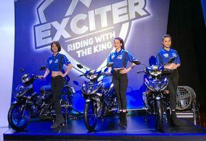 Exciter 150 - tâm điểm hoạt động của Yamaha từ nay đến cuối năm