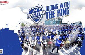Yamaha khởi động 'Riding with the King'