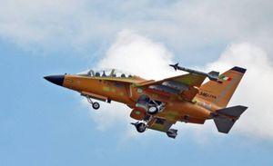 Chiến đấu cơ hạng nhẹ M-346FA của Italia thực hiện chuyến bay đầu tiên