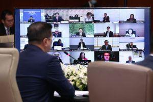 APEC tái khẳng định ưu tiên phục hồi kinh tế