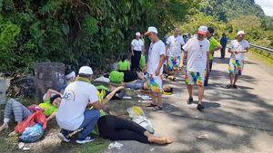 Tai nạn giao thông mới nhất hôm nay 26/7: Lật xe khách, 13 người chết ở Quảng Bình