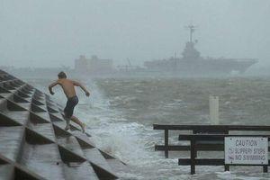 Cơn bão đầu tiên trong mùa bão Đại Tây Dương năm nay đổ bộ vào Mỹ