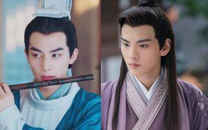 Cư dân mạng khen ngợi Tất Văn Quân có sức hấp dẫn hơn Tống Uy Long trong bộ phim 'Thư sinh xinh đẹp'