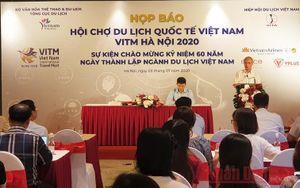 Hoãn Hội chợ Du lịch Quốc tế Việt Nam 2020