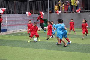 Gần 1.000 học sinh mầm non hệ thống Saigon Academy tham gia hội thao đa quốc gia