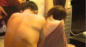 Đột kích quán massage Thượng Hải 777, bắt quả tang đôi nam nữ đang mua bán dâm
