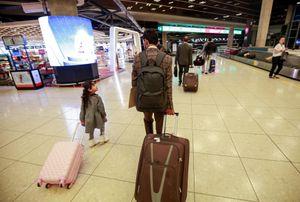 Dịch COVID-19: Jordan, Israel từng bước nối lại các chuyến bay quốc tế