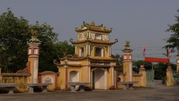Huyền thoại đền Cây Quế