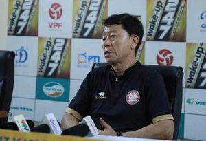 Lý do HLV Chung Hae-seong chia tay CLB TP.HCM
