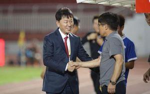 HLV Chung Hae-seong phủ nhận 'nói xấu' đội bóng TP.HCM
