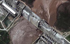 Hoãn đàm phán ba bên về đập thủy điện Đại Phục Hưng