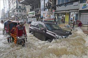 Liên hợp quốc quan ngại về thiệt hại do mưa lũ dai dẳng tại Bangladesh