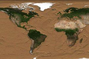 Nếu rút hết nước biển trên bề mặt, Trái Đất sẽ trông như thế nào?