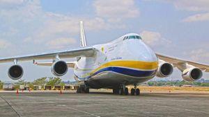 Tất cả các động cơ An-124 của Ukraine đều trong tình trạng kém