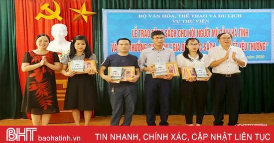 Người khiếm thị Hà Tĩnh giành 4 giải cuộc thi 'Gia đình đọc sách - Gắn kết yêu thương'