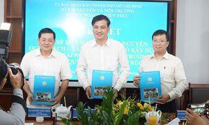 Thành phố Hồ Chí Minh: 3 Sở hợp tác chia sẻ dữ liệu số để quản lý trật tự xây dựng