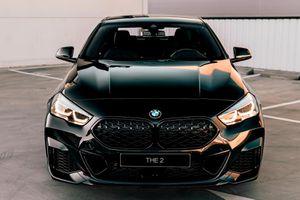 Ôtô màu đen - xu hướng của năm 2020