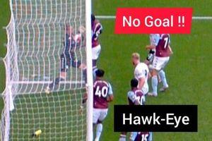 Mắc 1 lỗi trong 9.000 trận, công nghệ goal-line để lộ hạn chế