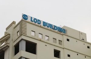 Cận cảnh dự án LOD Building bỏ hoang nhiều năm trên 'đất vàng' Hà Nội