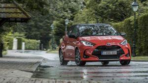 Toyota Yaris 2020 ra mắt với thiết kế cá tính