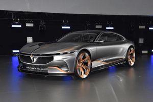 Siêu xe Voyah i-Land 'Tàu' chạy điện lần đầu ra mắt