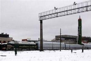 Nga 'đánh thức' đoàn tàu Barguzin nếu gia hạn START-3 bất thành