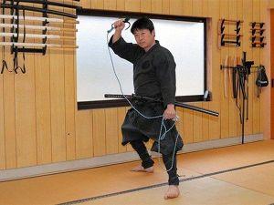 Clip: Gặp gỡ người đàn ông đầu tiên trên thế giới có bằng nghiên cứu về Ninja