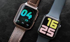 Oppo Watch đọ dáng cùng Apple Watch Series 5
