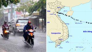 Tin mới nhất về cơn bão số 2 và tình hình mưa lớn kéo dài ở miền Bắc
