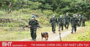 Bộ đội Biên phòng Hà Tĩnh chốt chặn đường mòn, lối mở, 'chống dịch như chống giặc'