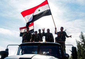 Quân đội Syria đẩy mạnh các cuộc tấn công ở phía Tây Bắc