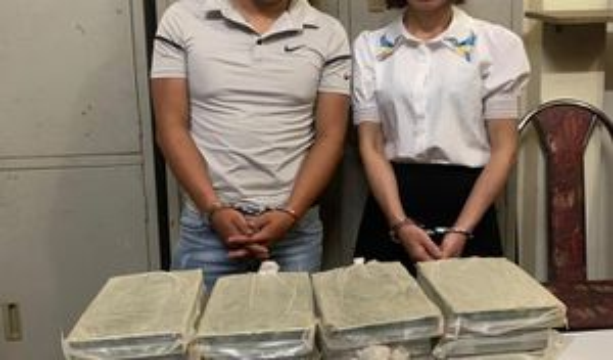 Sơn La: Chở thuê 'cái chết trắng' với giá 50 triệu đồng