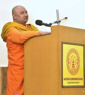 Ấn Độ : Lãnh đạo Hiệp hội Phật giáo Bengal viên tịch