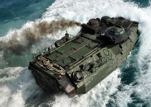 Lý do 8 lính Mỹ có thể chết đuối trong xe thiết giáp AAV-7A1 vừa bị chìm